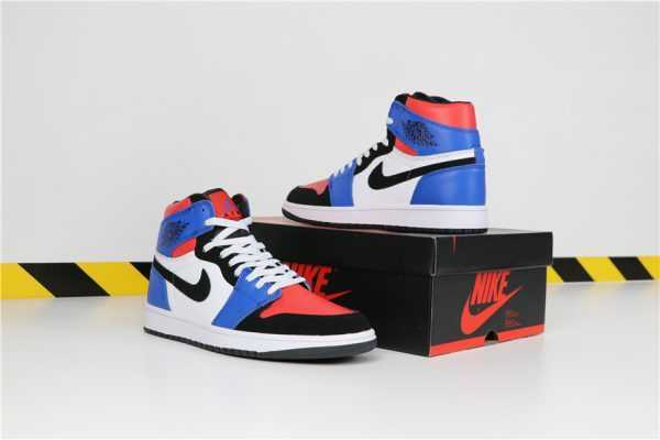 2018 New Air Jordan 1 Mid ' op 3' 554724-124