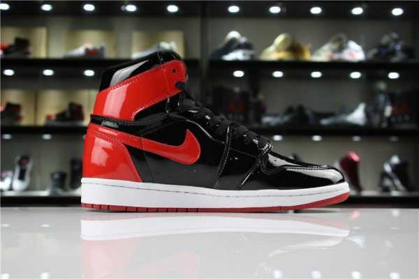 2018 Air Jordan 1 High OG NRG Patent Leather