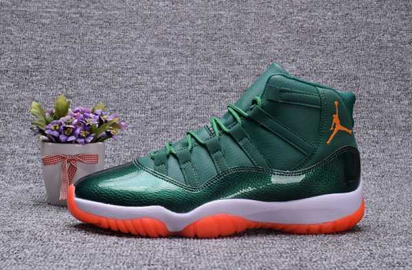 Andre Johnson Air Jordan 11 Miami Hurricanes PE