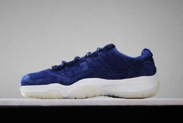2018 Air Jordan 11 GS Low ' E2PECT' Shoes For Women