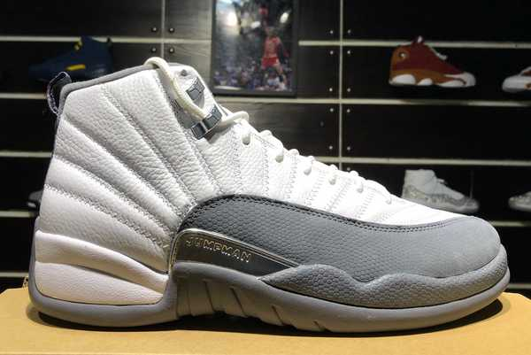 "2019 Air Jordan 12 ""Dark Grey"" 130690-160 For Sale"