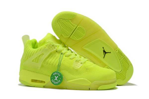 Air Jordan 4 Flyknit ' olt' For Sale AQ3559-700