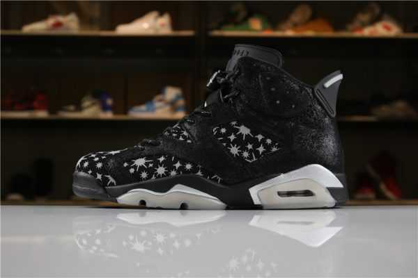 "Air Jordan 6 ""DIY"" Personal Tailor Paparazzi Brooklyn Projects Shoes For Sale"