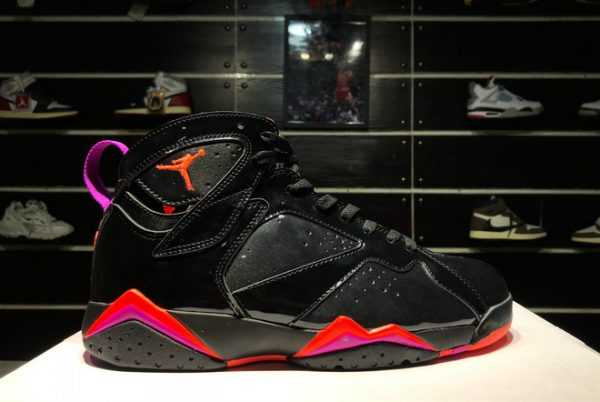 "Cheap Air Jordan 7 AJ7 ""Patent Leather"" Black 313358-006 For Sale"