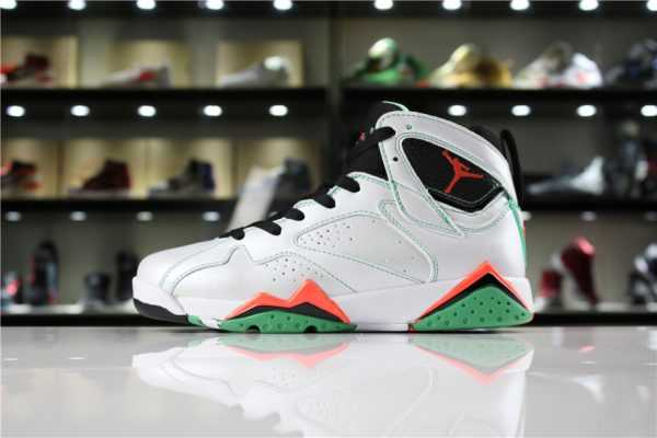 "Air Jordan 7 Retro ""Verde"" White/Black-Verde-Infrared 23 For Sale"