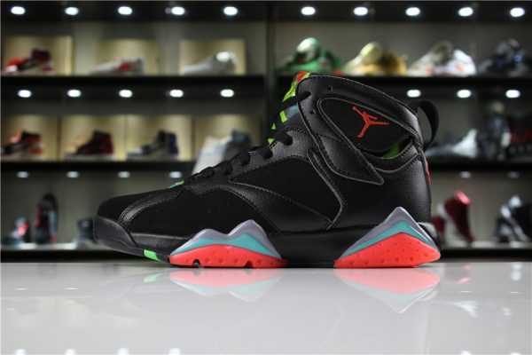 "New Air Jordan 7 ""Marvin the Martian"" Men' s and Women' s Size Shoes For Sale"