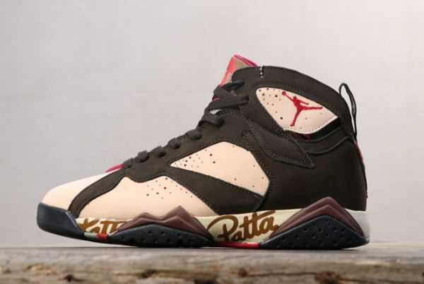 Patta x Air Jordan 7 Collaboration Mens Size AT3375-200
