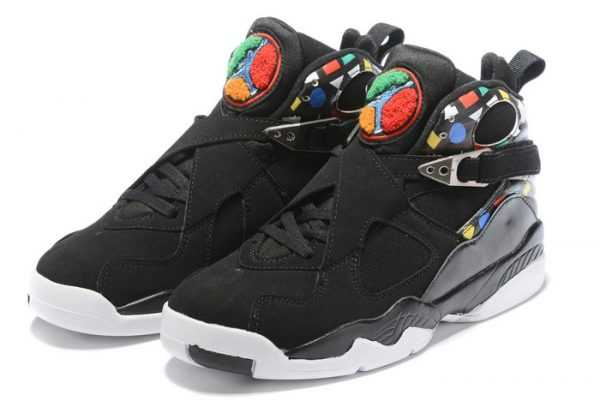 Where to Buy Air Jordan 8 Quai 54 CJ9218-001