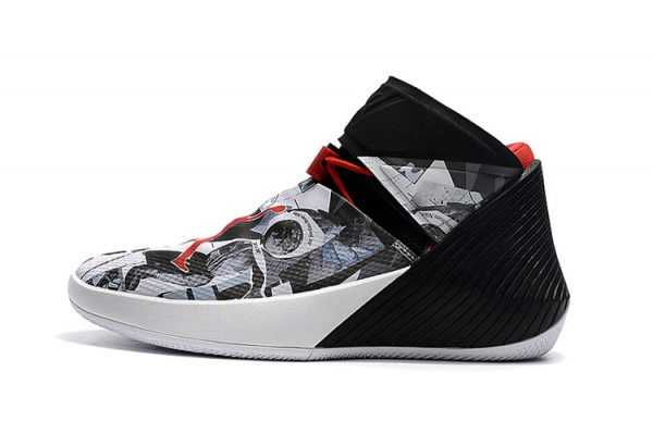 "Jordan Why Not Zer0.1 ""Mirror Image"" Men' s Basketball Shoes AA2510-104"